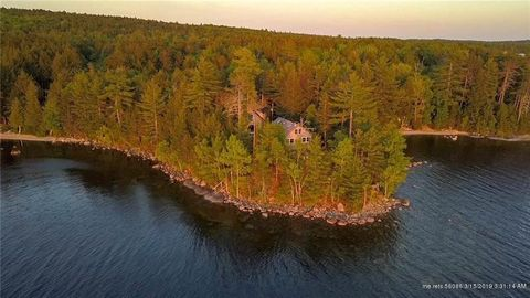Grand Lake Stream Maine Map.Grand Lake Stream Me Waterfront Homes For Sale Realtor Com