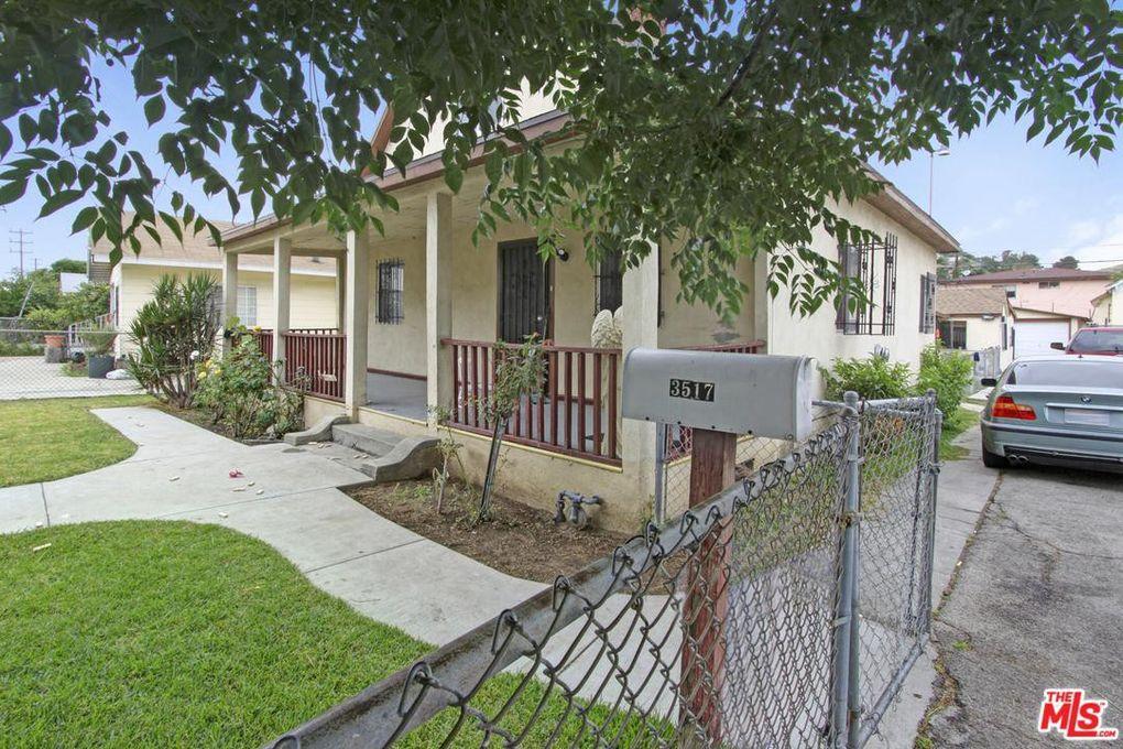 3517 Marmion Way Los Angeles, CA 90065