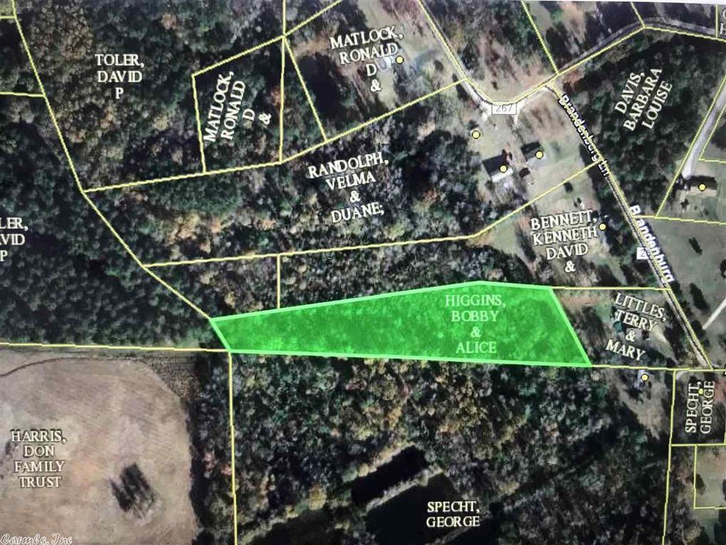 Brandenberg Malvern Ar 72104 Land For Sale And Real Estate