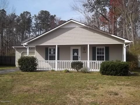 Photo of 324 Lee Dr, Havelock, NC 28532