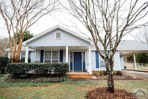 P O Of 359 Oak Meadow Dr Athens Ga 30605 House For Sale