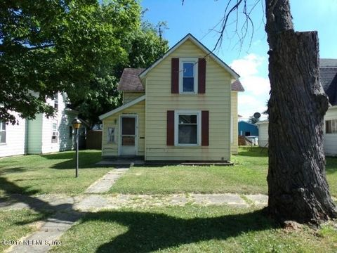 1124 W South St, Bluffton, IN 46714