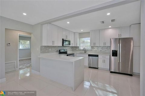 Photo of 316 Nw 45th Ct, Oakland Park, FL 33309