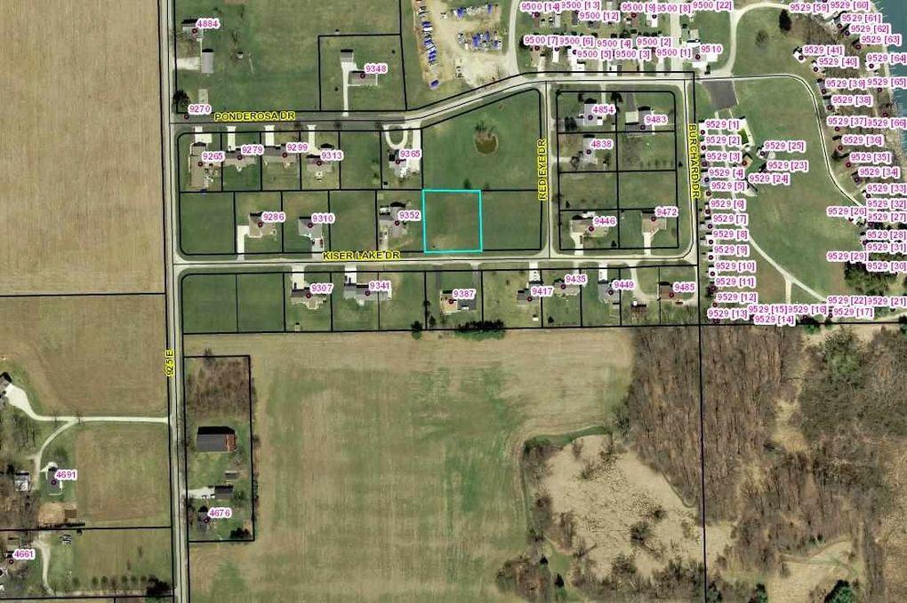 Kiser Lake Dr Unit North Webster IN Land For Sale And - Kiser lake map
