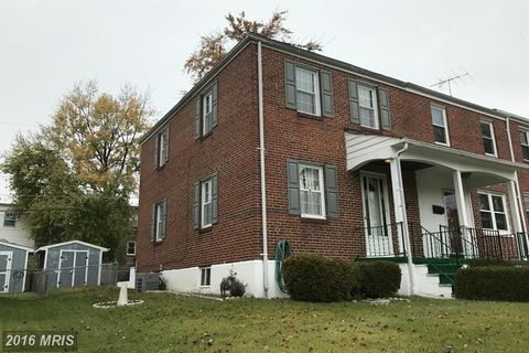 8548 Willow Oak Rd, Baltimore, MD 21234