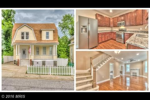2607 Elsinore Ave, Baltimore, MD 21216