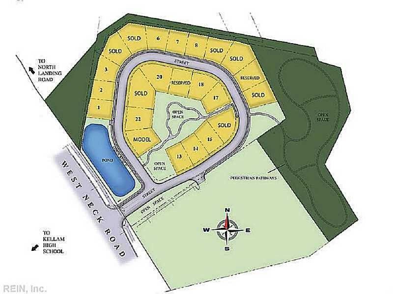 City Virginia Beach Municipal Center Map