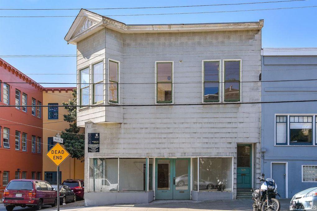 3417-3419 16th St, San Francisco, CA 94114