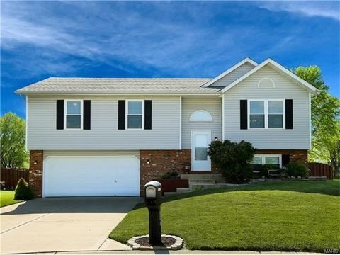 604 Copper Line Rd, Maryville, IL 62062