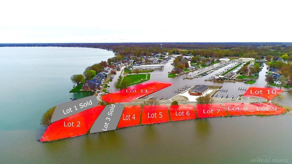 8406 Swan Creek Pt, Fair Haven, MI 48023 - Land For Sale and Real ...