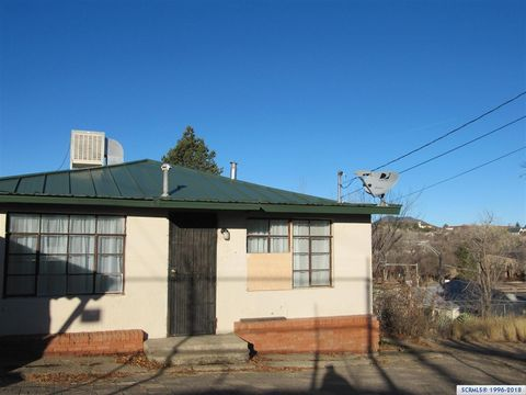 100/104 N Hudson St, Silver City, NM 88061