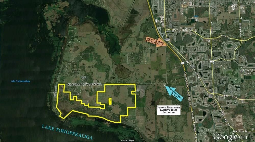 St Cloud Florida Map.Kissimmee Park Rd Saint Cloud Fl 34772 Land For Sale And Real