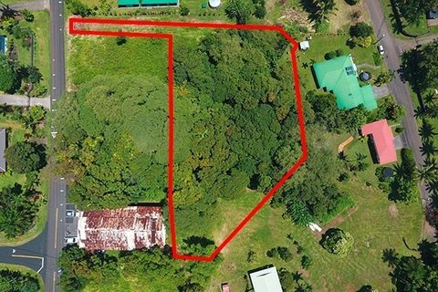 Old Mamalahoa Hwy, Hakalau, HI 96710