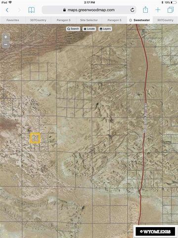 Saber Red Desert, Red Desert, WY 82336