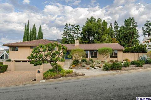 411 Meadowview Dr, La Canada Flintridge, CA 91011