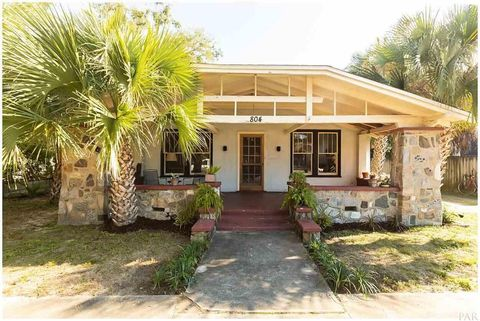 Photo of 804 N 17th Ave, Pensacola, FL 32501