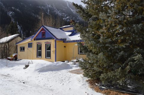 Photo of 435 N Garfield St, Silver Plume, CO 80476