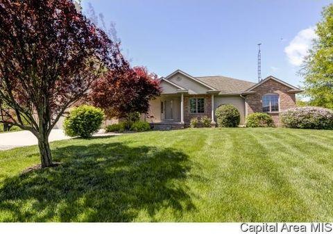 841 Brookview Rd, Dawson, IL 62520