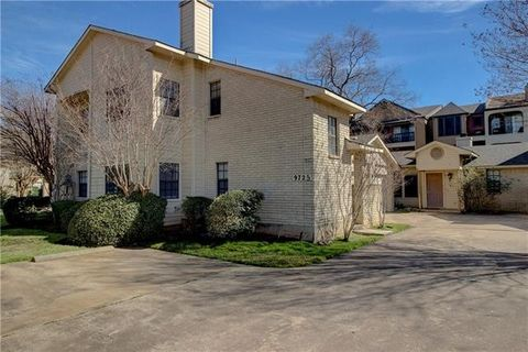 9725 N Copper Creek Dr N Unit A, Austin, TX 78729