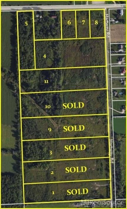 32 Mile Rd Parcel 6 Ray Township, MI 48096