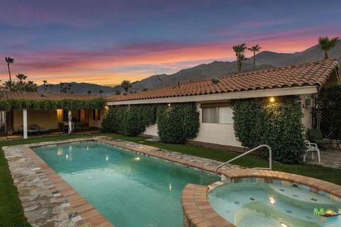 610 S Palo Verde Ave, Palm Springs, CA 92264