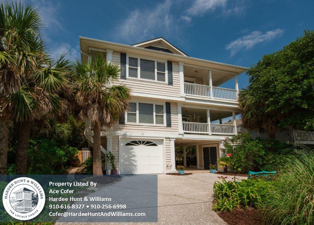 11 Palmetto Dr Wrightsville Beach Nc 28480