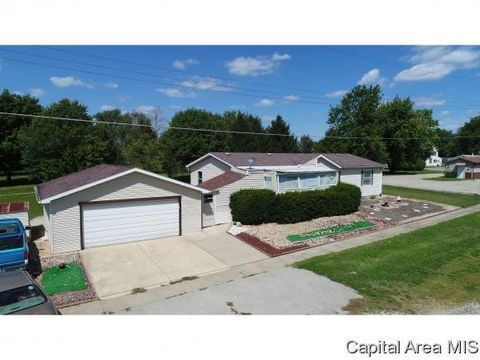 111 Holland, Cantrall, IL 62625