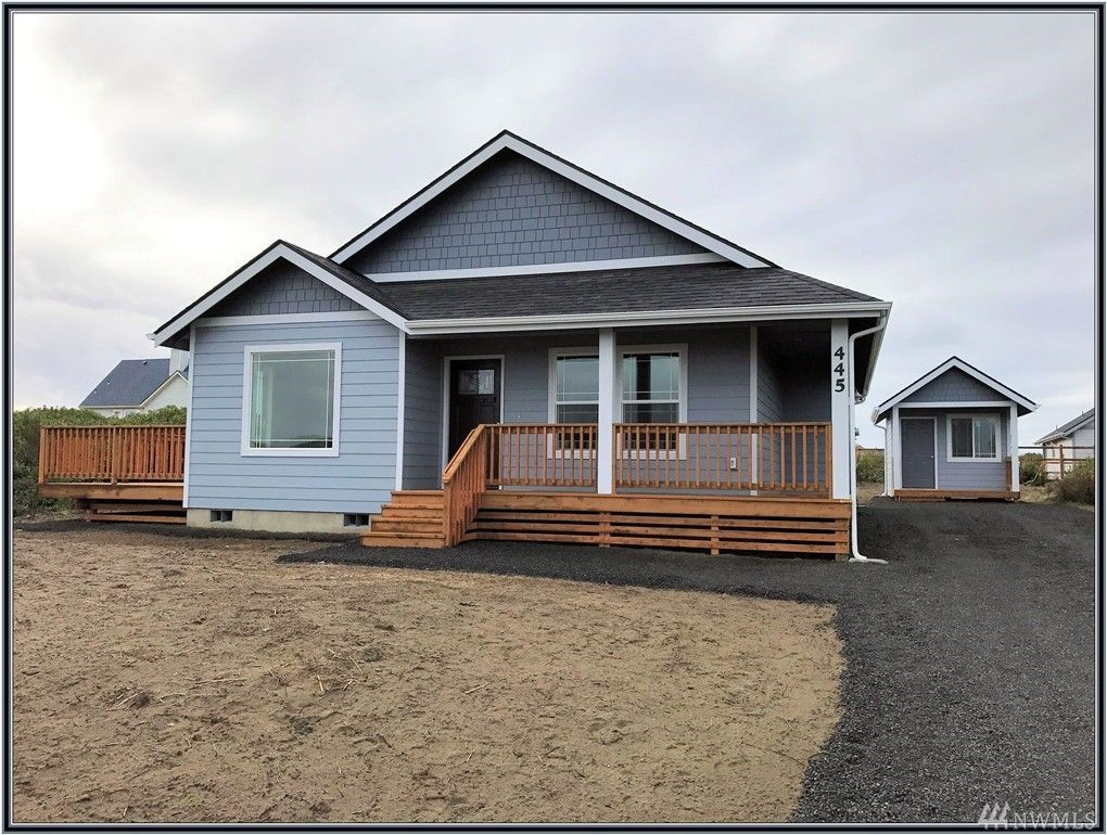 Property For Sale Ocean Shores Wa