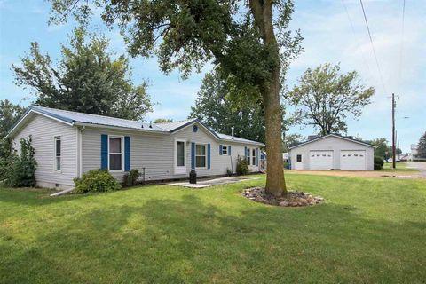Photo of 312 N Grant St, Crawfordsville, IA 52621