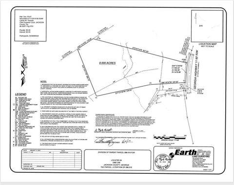 Winder Hwy, Jefferson, GA 30549