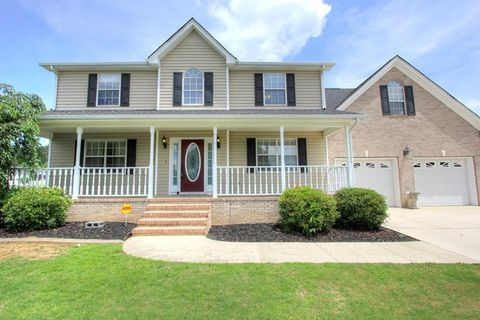 53 Pheasant Ln Ringgold GA 30736 House For Rent