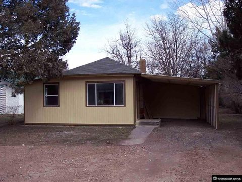 205 N Brooke Ave, Fort Laramie, WY 82224