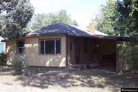 205 N Brooke Ave, Fort Laramie, WY 82224