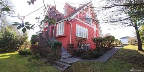 Aberdeen Wa Real Estate Aberdeen Homes For Sale