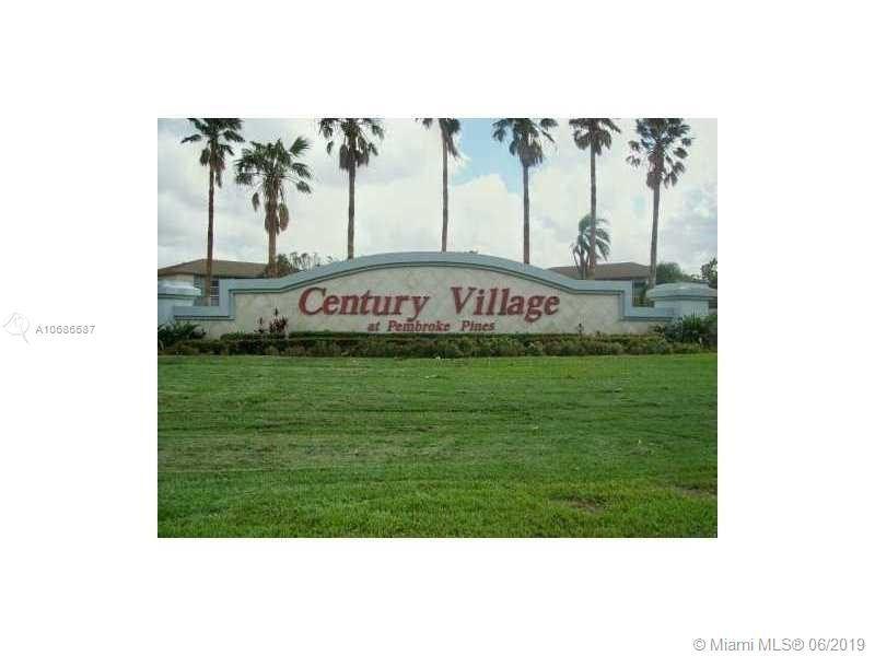 151 SW 134th Way Unit 113N Pembroke Pines, FL 33027