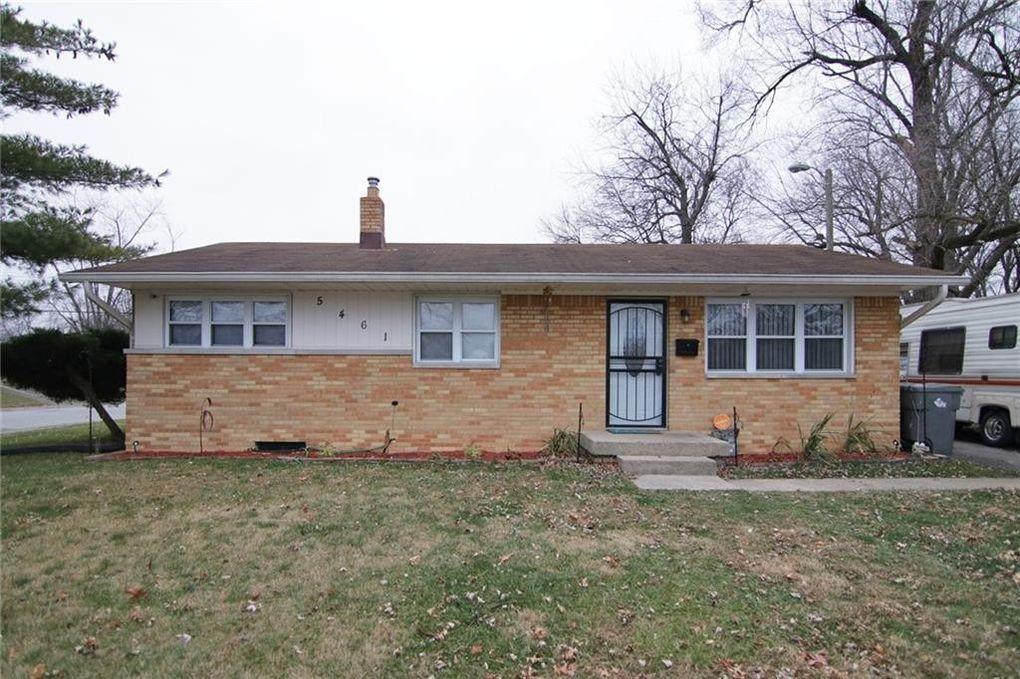 5461 Culver St Indianapolis, IN 46226