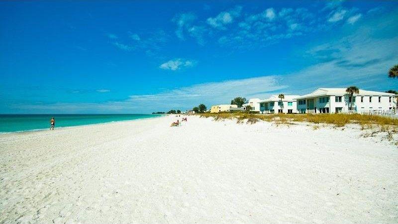 Manatee Public Beach  Gulf Dr Holmes Beach Fl