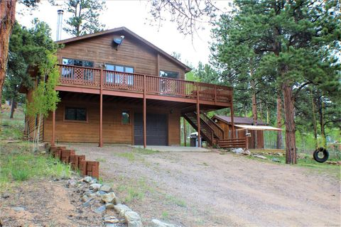 Photo of 371 Hall Rd, Bailey, CO 80421