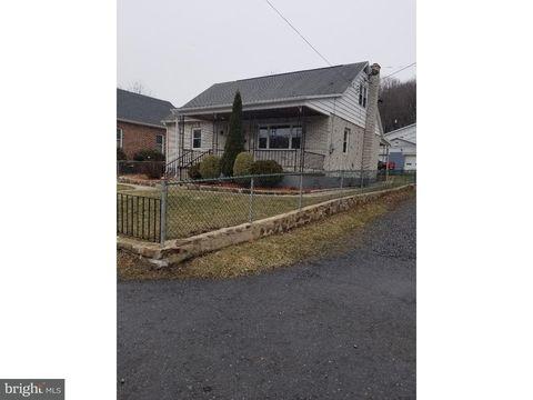 406 Prospect St, Pottsville, PA 17901