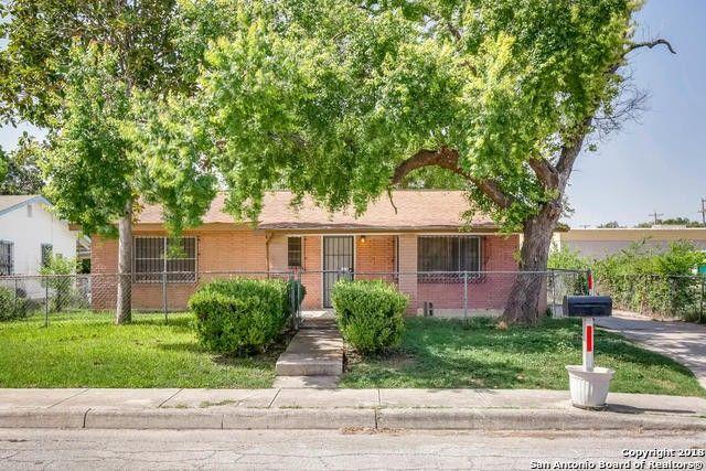 2834 Depla St San Antonio, TX 78207