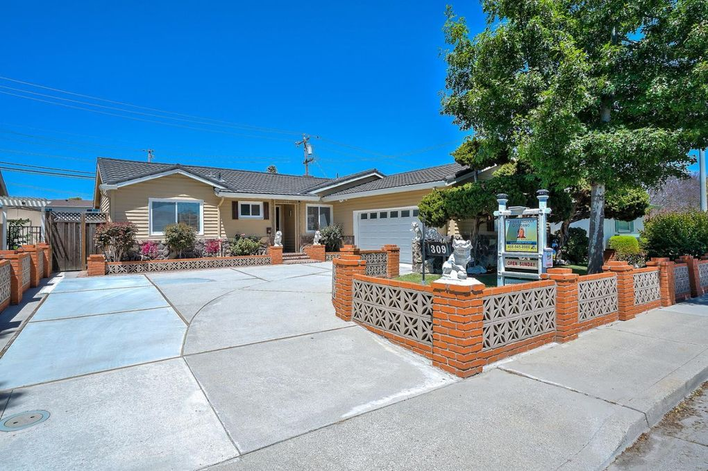 309 Norwich Ave Milpitas, CA 95035