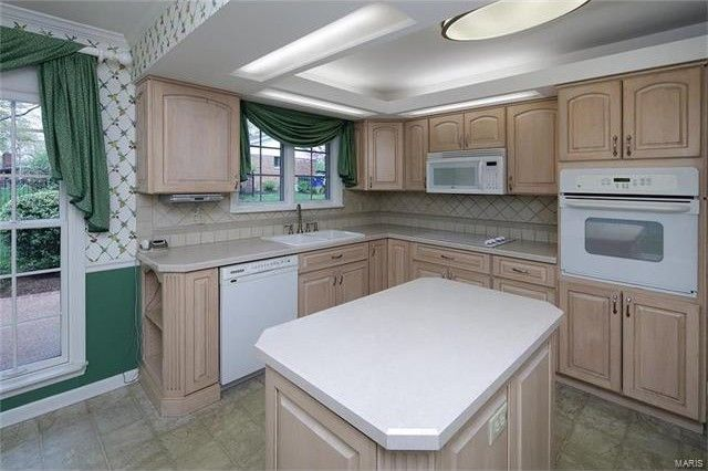 1415 Michele Dr  Warson Woods  MO 63122   Kitchen. 1415 Michele Dr  Warson Woods  MO 63122   realtor com