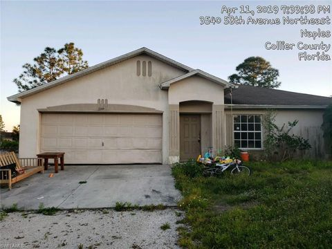 Photo of 3540 58th Ave Ne, Naples, FL 34120