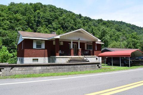 11641 Coal River Rd, Whitesville, WV 25209
