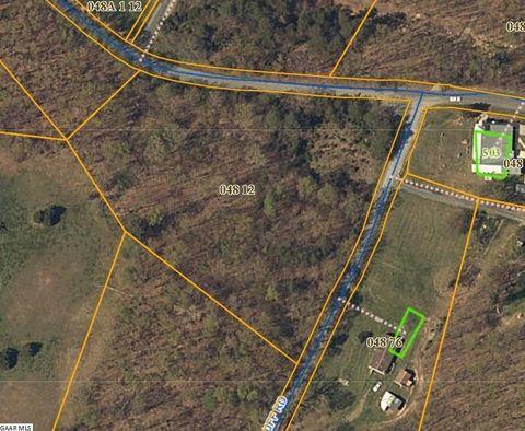 Round Hill School Rd, Fort Defiance, VA 24437