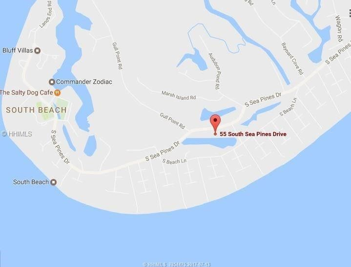 S Sea Pines Dr Hilton Head Island SC Realtorcom - Map of sea pines hilton head island