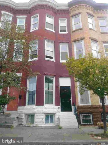 Photo of 2203 Barclay St, Baltimore, MD 21218