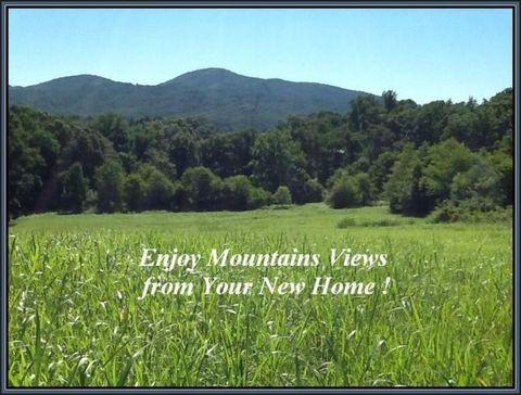 Goose Creek Valley Rd, Montvale, VA 24122