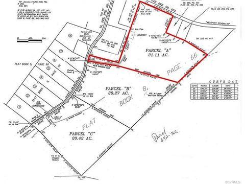 Ccc Rd, Drakes Branch, VA 23937