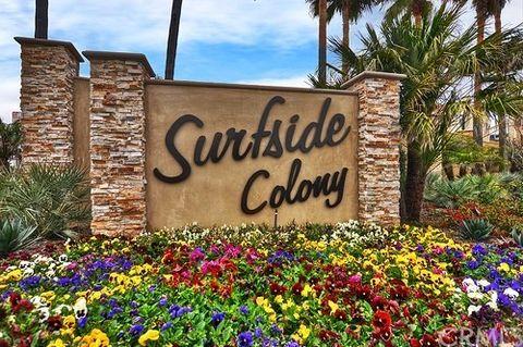 110 Surfside Unit B, Surfside, CA 90743
